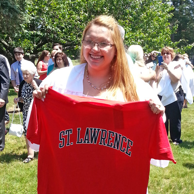 St. Lawrence Student