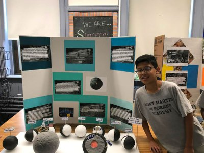 SMPA Science Showcase Project