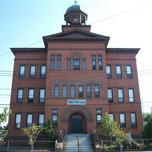 Saint Martin de Porres Academy in New Haven, CT