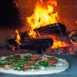 Crust Wood Fired Pizza Truck