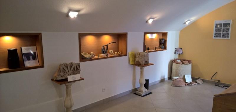 Musée de Saint Maurice sur Eygues