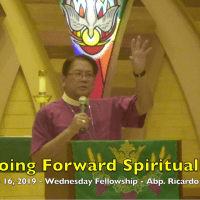 Going Forward Spiritually