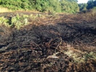 Photo incendie 2 Route de chez Roger 23082016