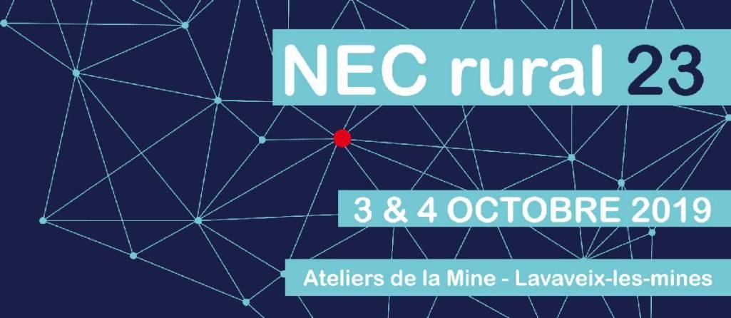 """""""Numérique en Commun"""" Rural en Creuse"""