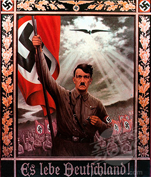 Image result for Adolf hitlers use of propaganda