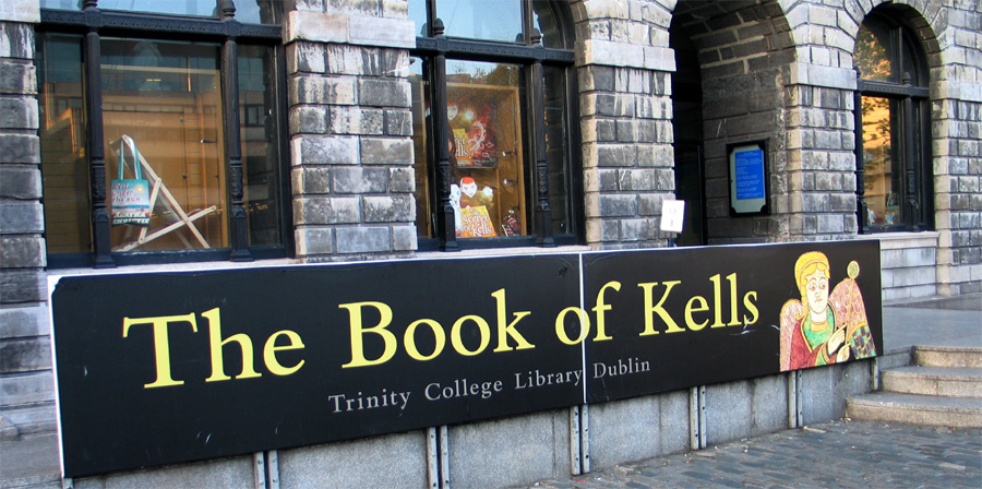 Image result for book of kells trinity college