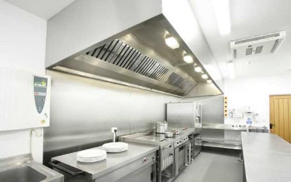industrial kitchen hood in Saints Eye Limited