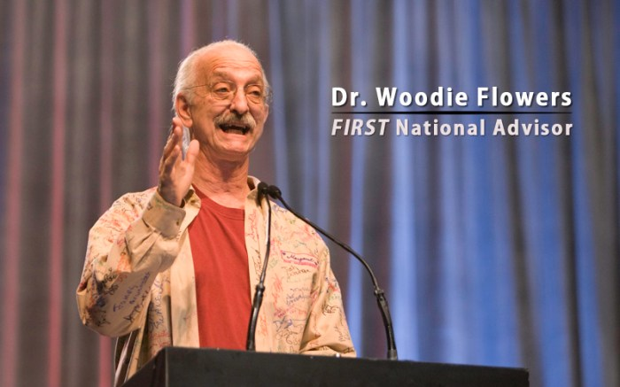 Woodie Flowers Picture