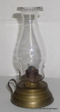 brass mini finger lamp  Thingery Previews Postviews ...
