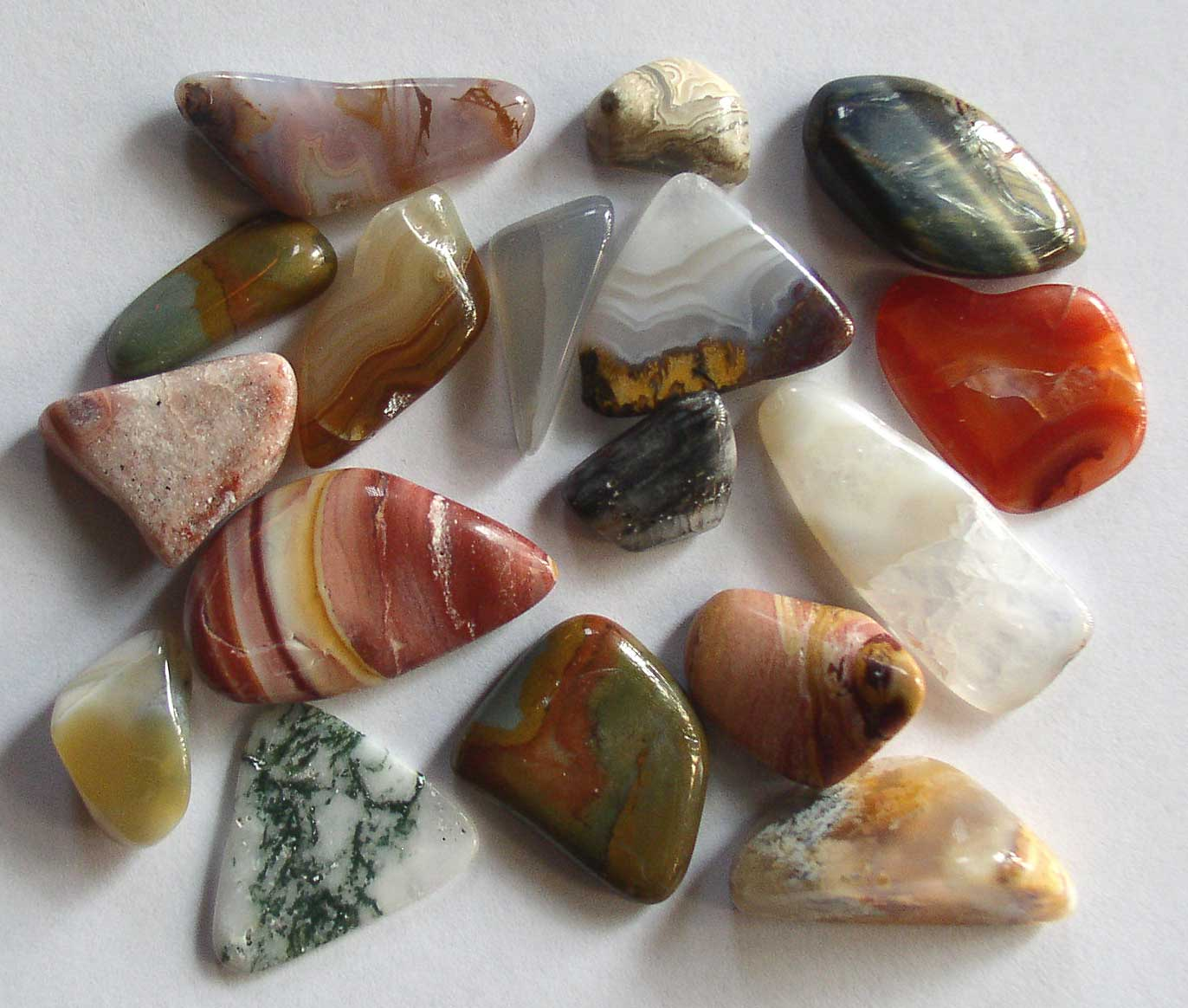 Polished Rocks  Thingery Previews Postviews  Thoughts