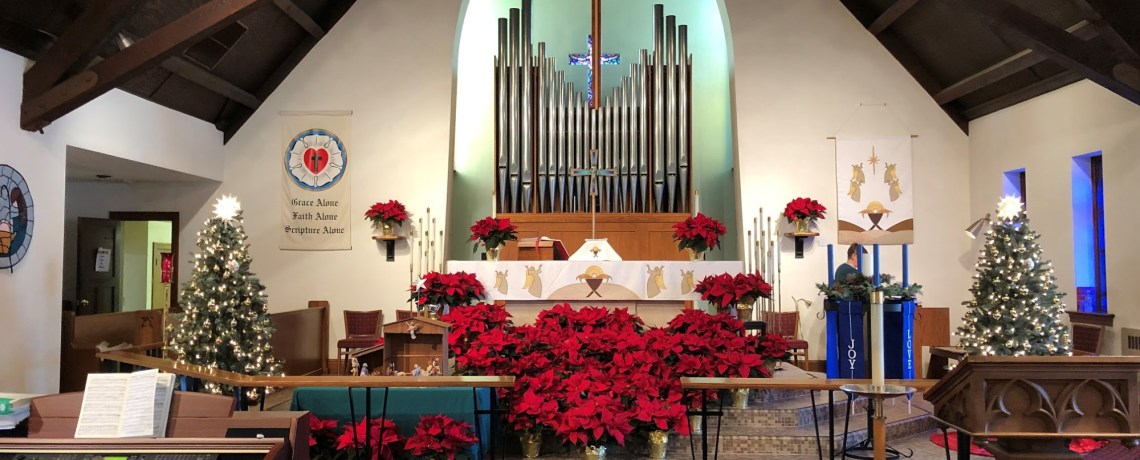 Christmas Schedule of Services