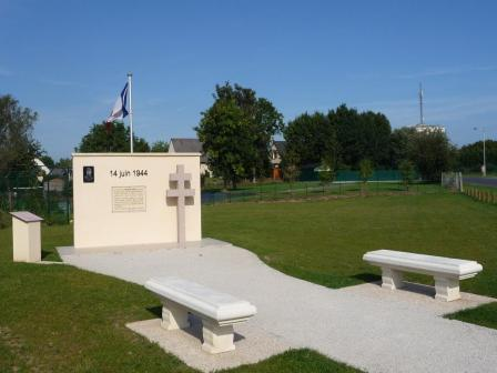 monument de Gaulle