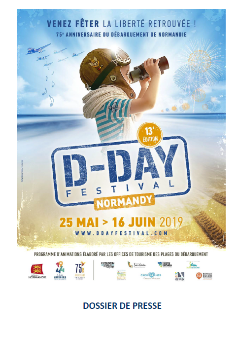 D-Day Festival Normandy 2019