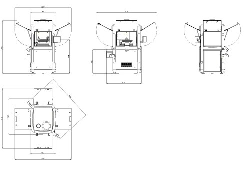 small resolution of the working principle of a rotary tablet press machine saintytecsmart s tablet press dimensions