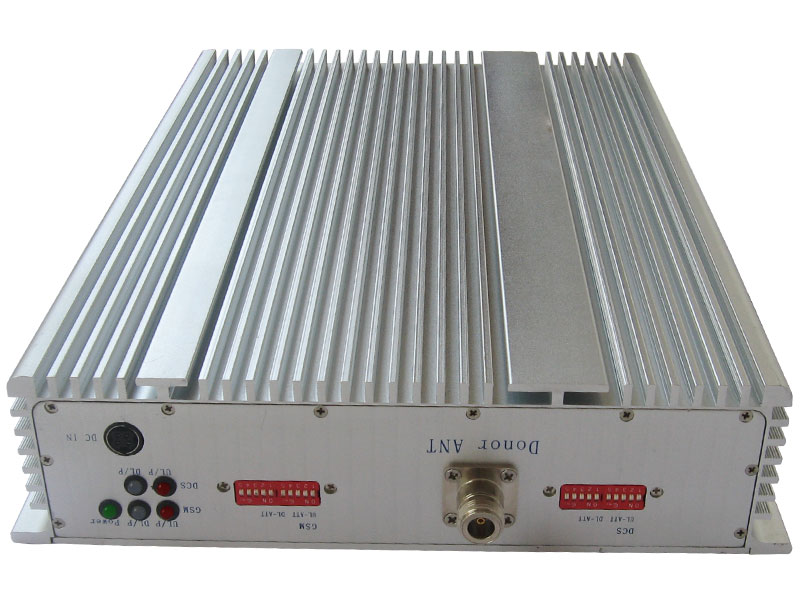 Signal Booster Double Subband Rf Repeater