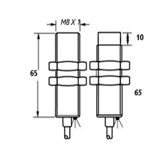 Inductive Proximity Switches, 75 3 wire dc, Manufacturer
