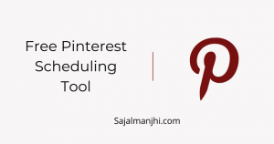 Free Pinterest Scheduling Tool