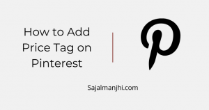 How to Add Price Tag on Pinterest