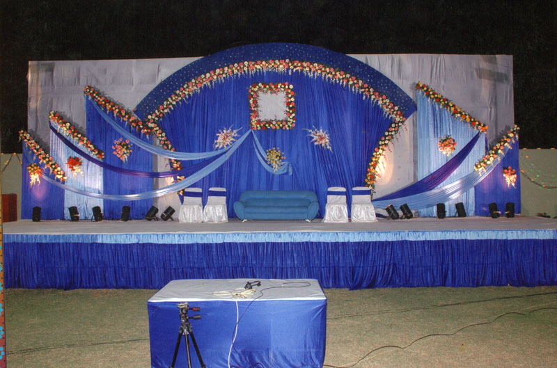 Stage Decoration Ahmedabad  Stage for Wedding Party