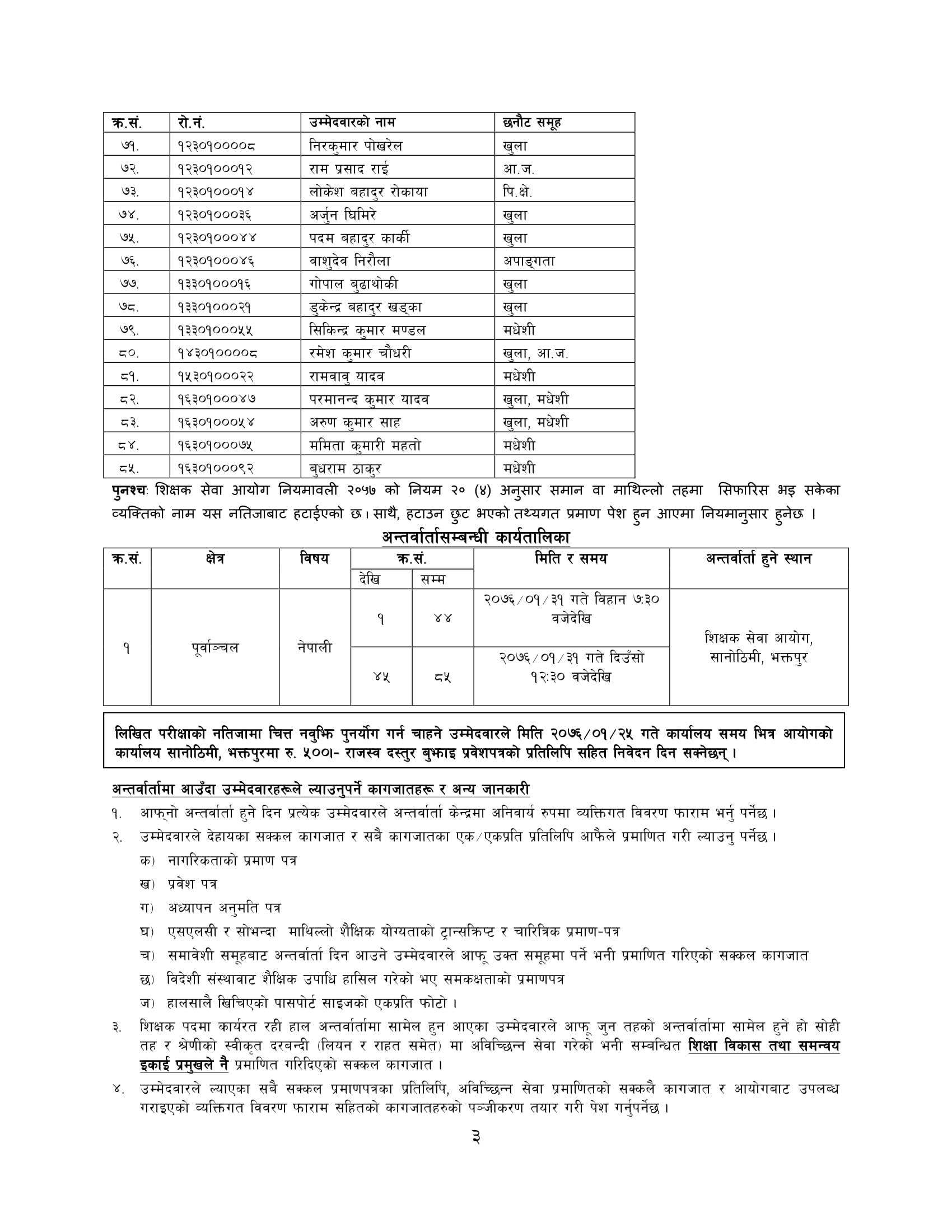 purbaanchan tsc nepali subject result,  tsc result purbanchal, purbaanchan tsc result,  tsc nepali result purbanchal,  TSC exam result, shikshak sewa aayog natija, temporary teachers result, TSC exam result, TSC internal exam result, TSC Nepal 2075 Internal Exam Result, tsc result, tsc result 2075, tsc result 2076, tsc secondary result, tsc lower secondary result, tsc primary level result, tsc Nepal exam result, शिक्षक नतिजा, नतिजा, शिक्षक नतिजा २०७५