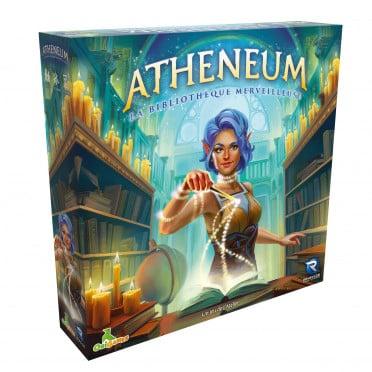 Le jeu de société Atheneum  édité par Renegade