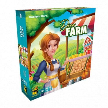 Dice Farm édité par Matagot