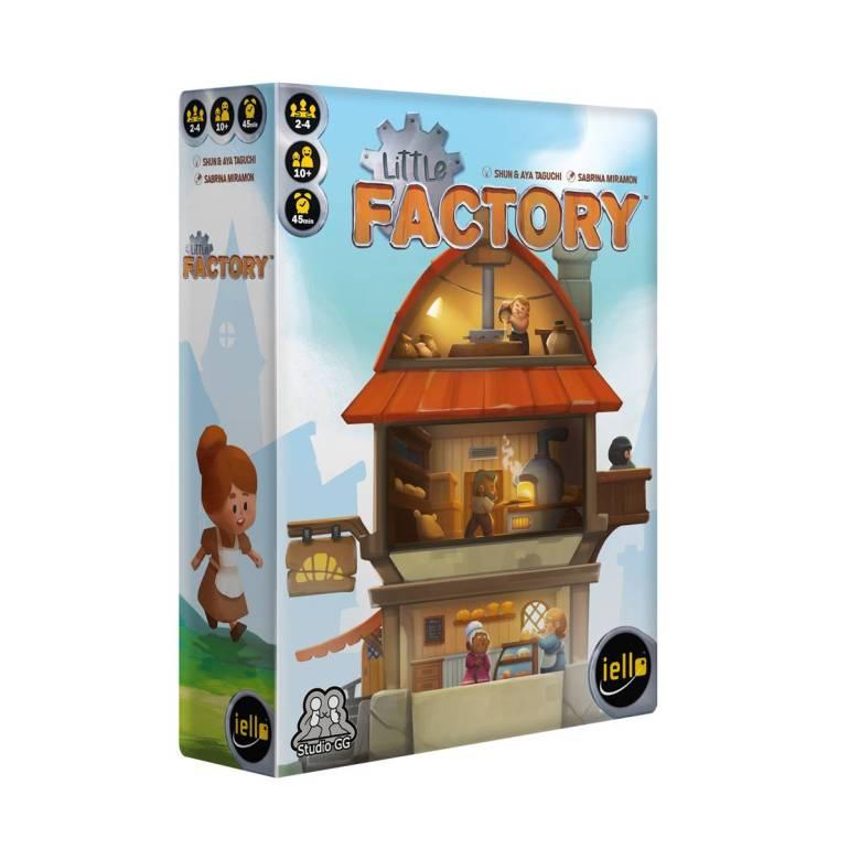 Little Factory édité par Iello