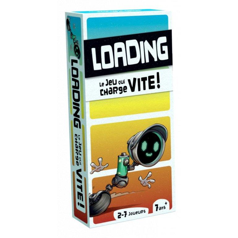 Le jeu d'ambiance Loading édité par Lumberjacks Studio