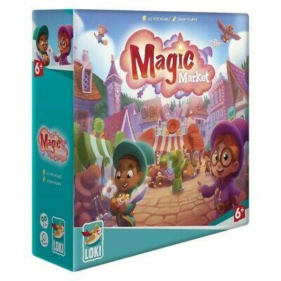 Magic Market édité par Loki/Iello