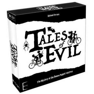 Le jeu Tales of Evil édité et distribué par Legion