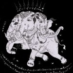 Yant Chang Erawan - 33 Headed Elephant God Yantra