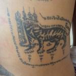 Suea Hua Khad - Beheaded Tiger