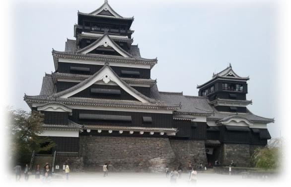 kumamoto-1 熊本城