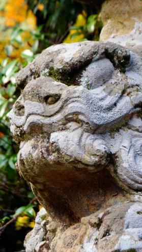 因幡の白兎神社の狛