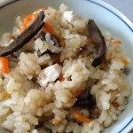 炊きこみご飯にすると抜群なキノコ|コウタケご飯