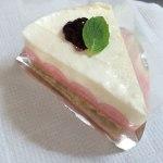 手作りレアチーズケーキ