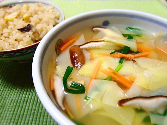 160508姫皮スープ08