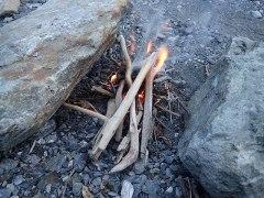 160807三峰川焚き火2