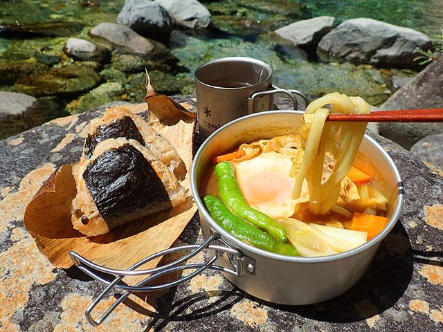 160902阿寺川お昼11