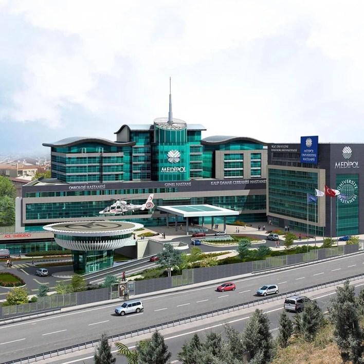 جامعة ميديبول - Medipol Üniversitesi