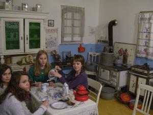 Arbeiterwohnküche