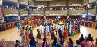 2019 Bathukamma Celebrations In Abu Dabhi