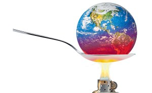 Global Warning: World Earth Day