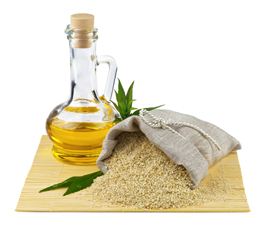 Sesame Oil May Heal Liver Damage