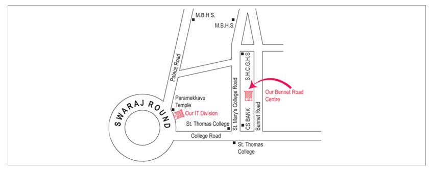 Sakthan Thampuran College