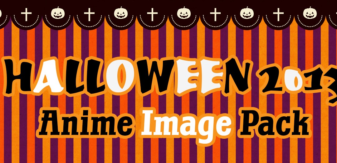 Halloween 2013 Anime Image Pack