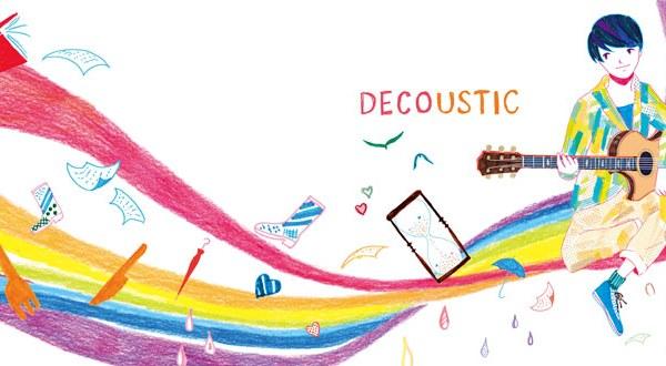 decoustic album cover