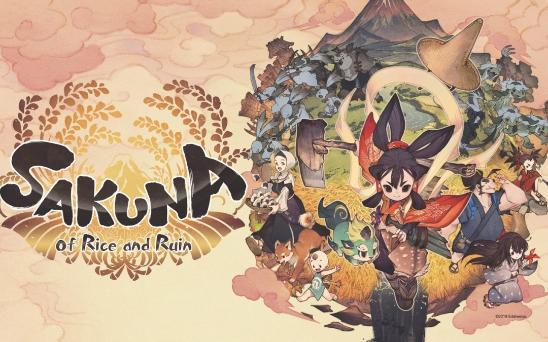 [Press Release] Sakuna: Of Rice and Ruin Reaps an Abundant Fall Harvest with 500,000 Copies Sold Across Multiple Platforms