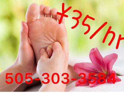 Sakura Foot Reflexology  Bodywork Female Male licensed
