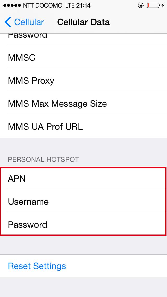 iphone 4s smart 3g settings